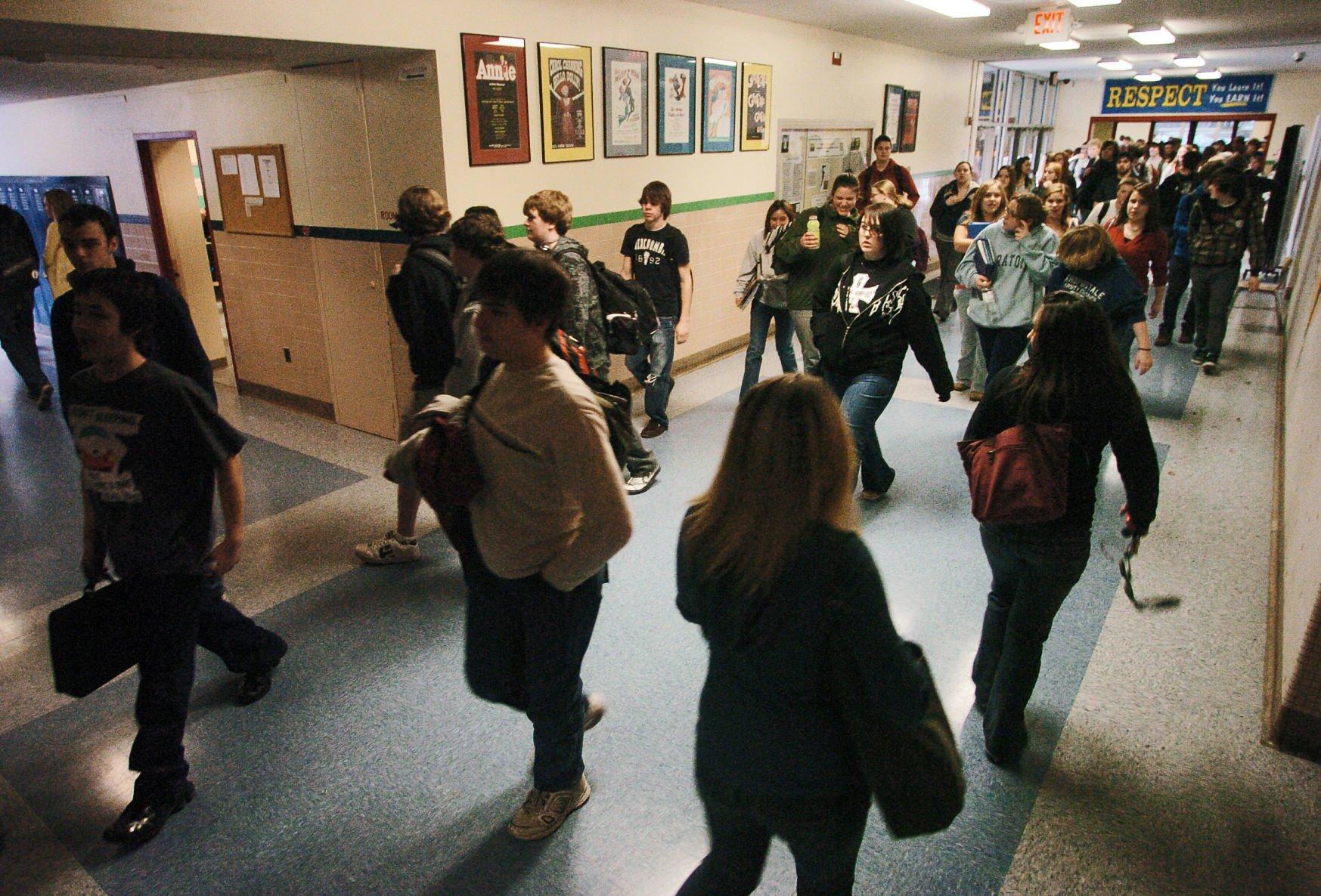 South High Enrollment down across schools
