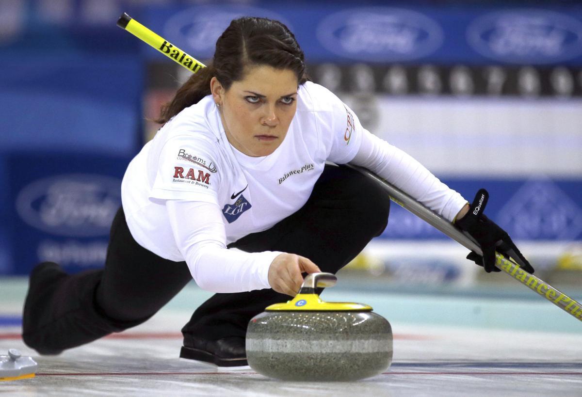 Siblings Olympic Hopes Curling