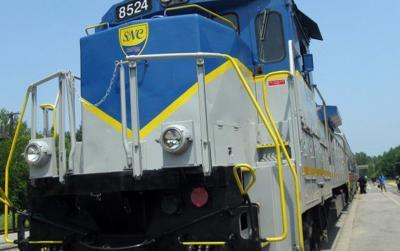 Saratoga North Creek Railway
