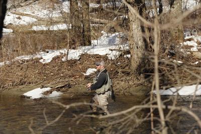 Fishing the Batten Kill