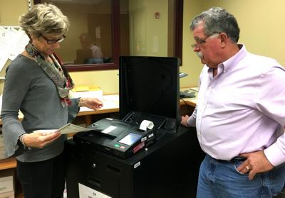 Election machines
