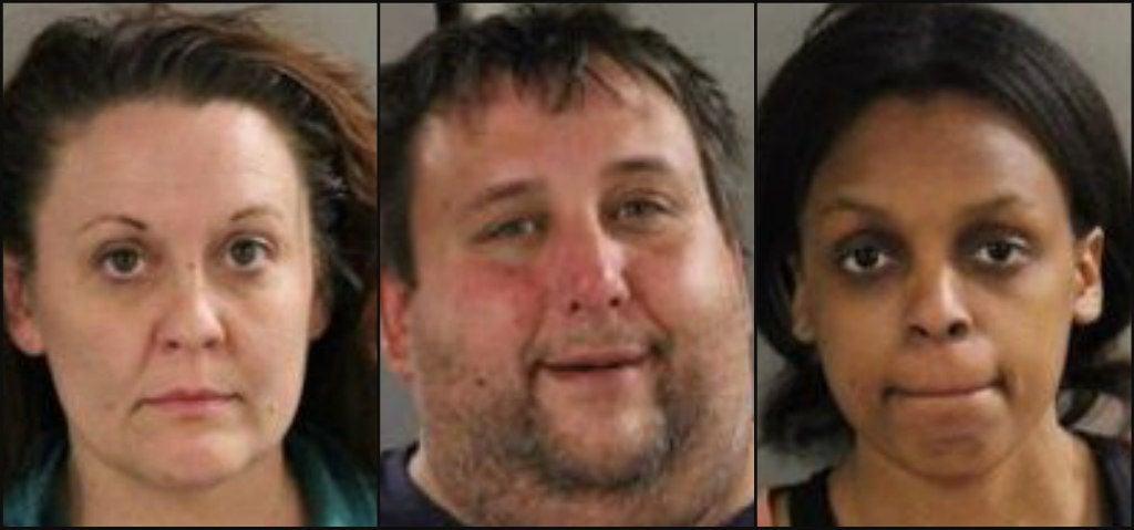 Heroin arrests
