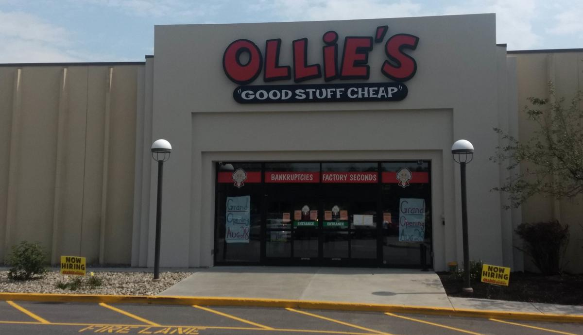 Ollie's Bargain Outlet set to open