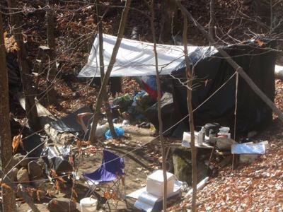 Hedgehog Hill campsite