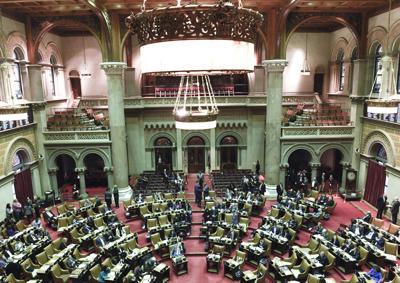 New York State Legislature passes 2020 budget