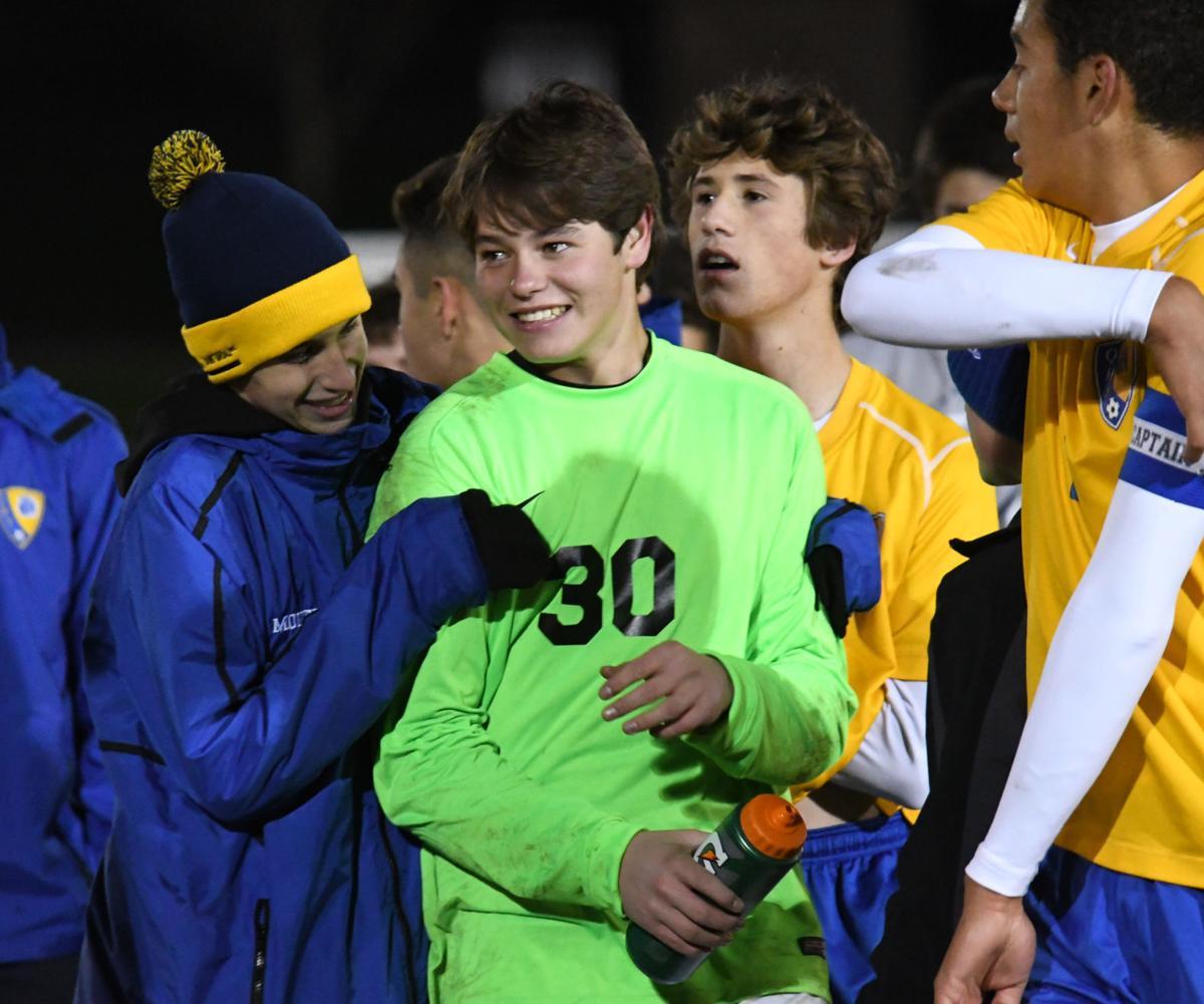 Queensbury boys soccer