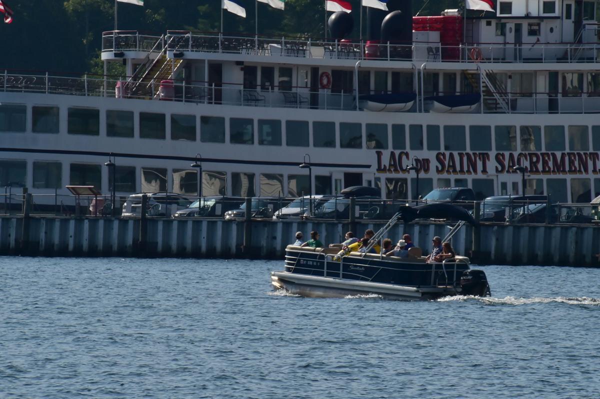 Lake George boat rentals