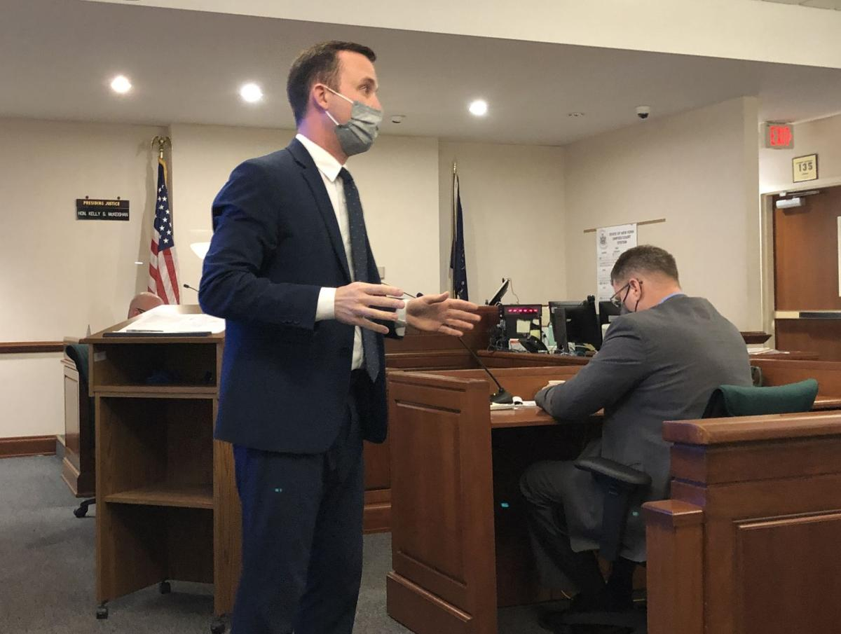Closing arguments in trial of Whitehall man accused of child sexual assault