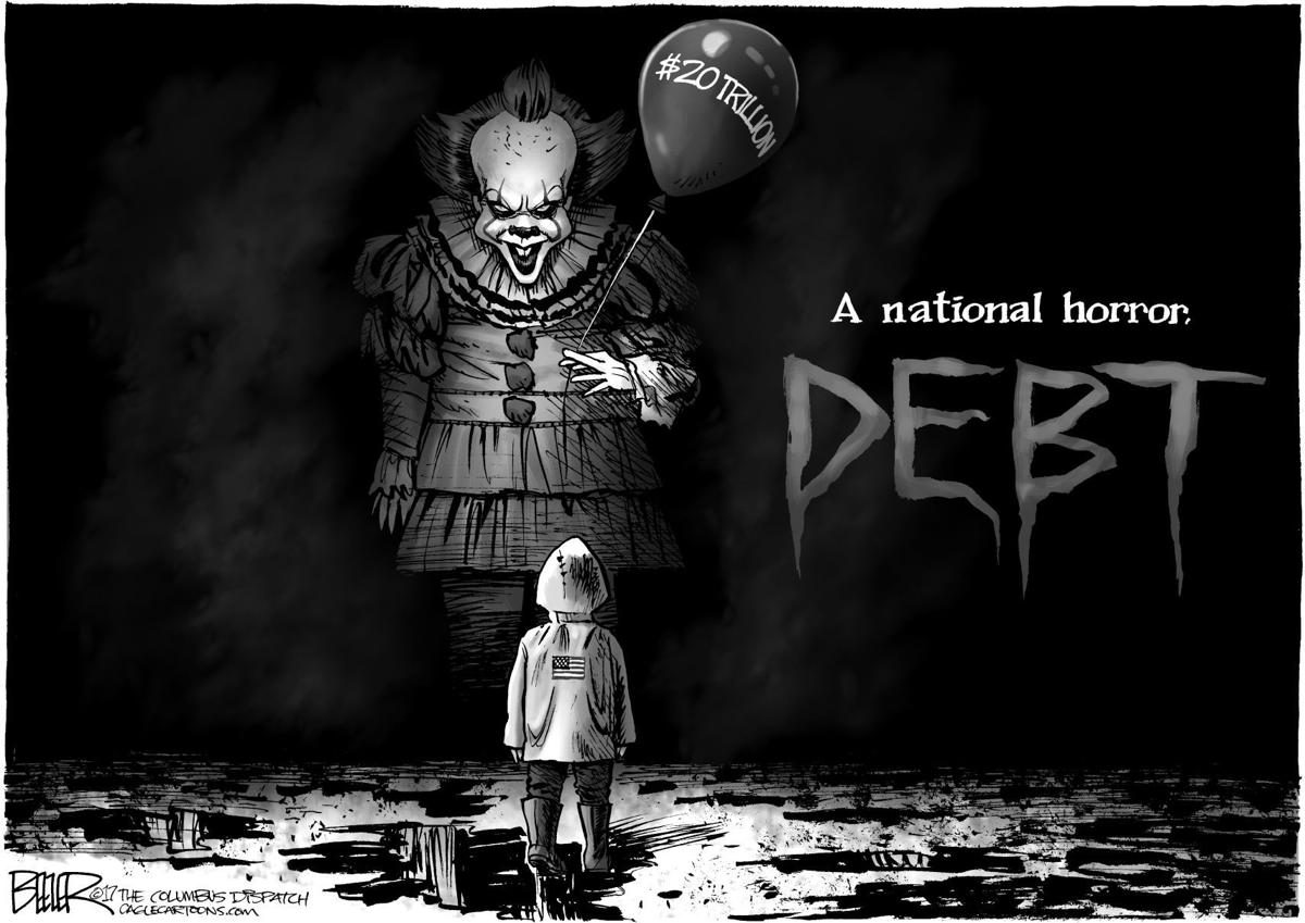Cartoon-debt