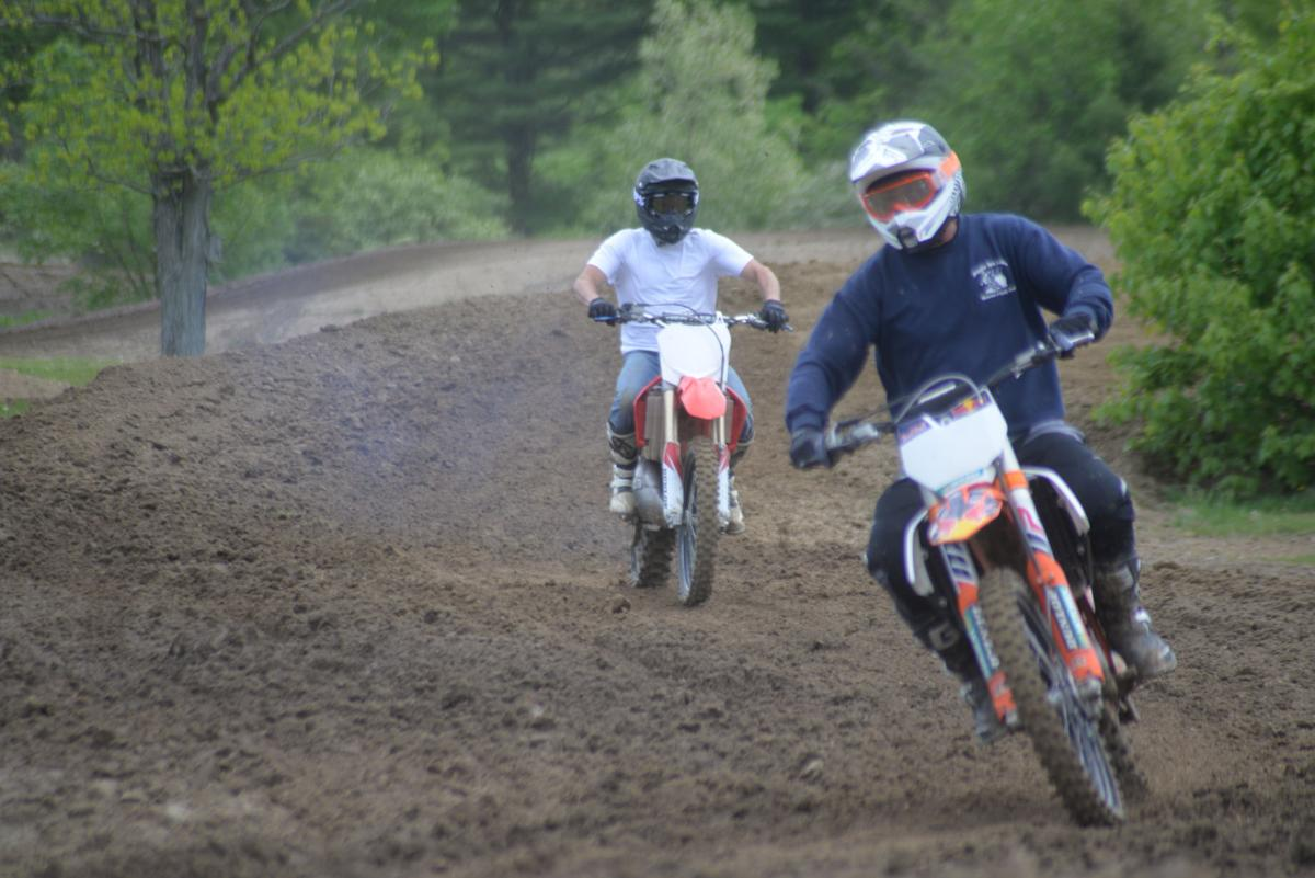 Fort Ann motocross track