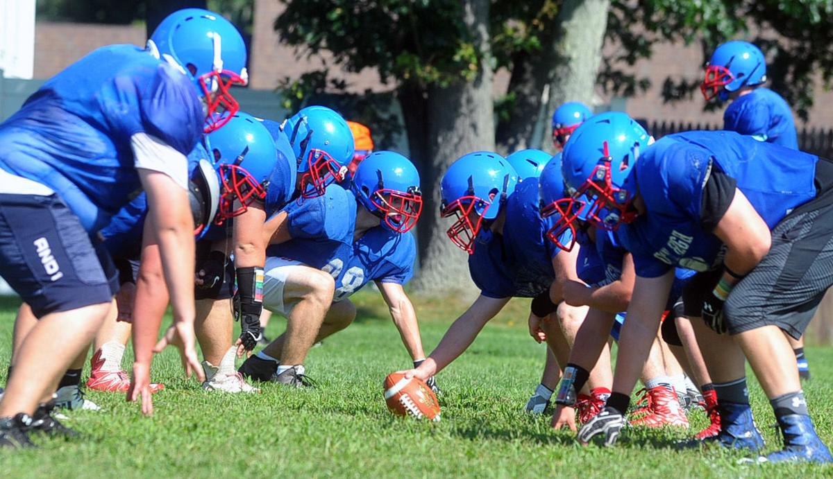 Photo Gallery South Glens Falls Football Practice
