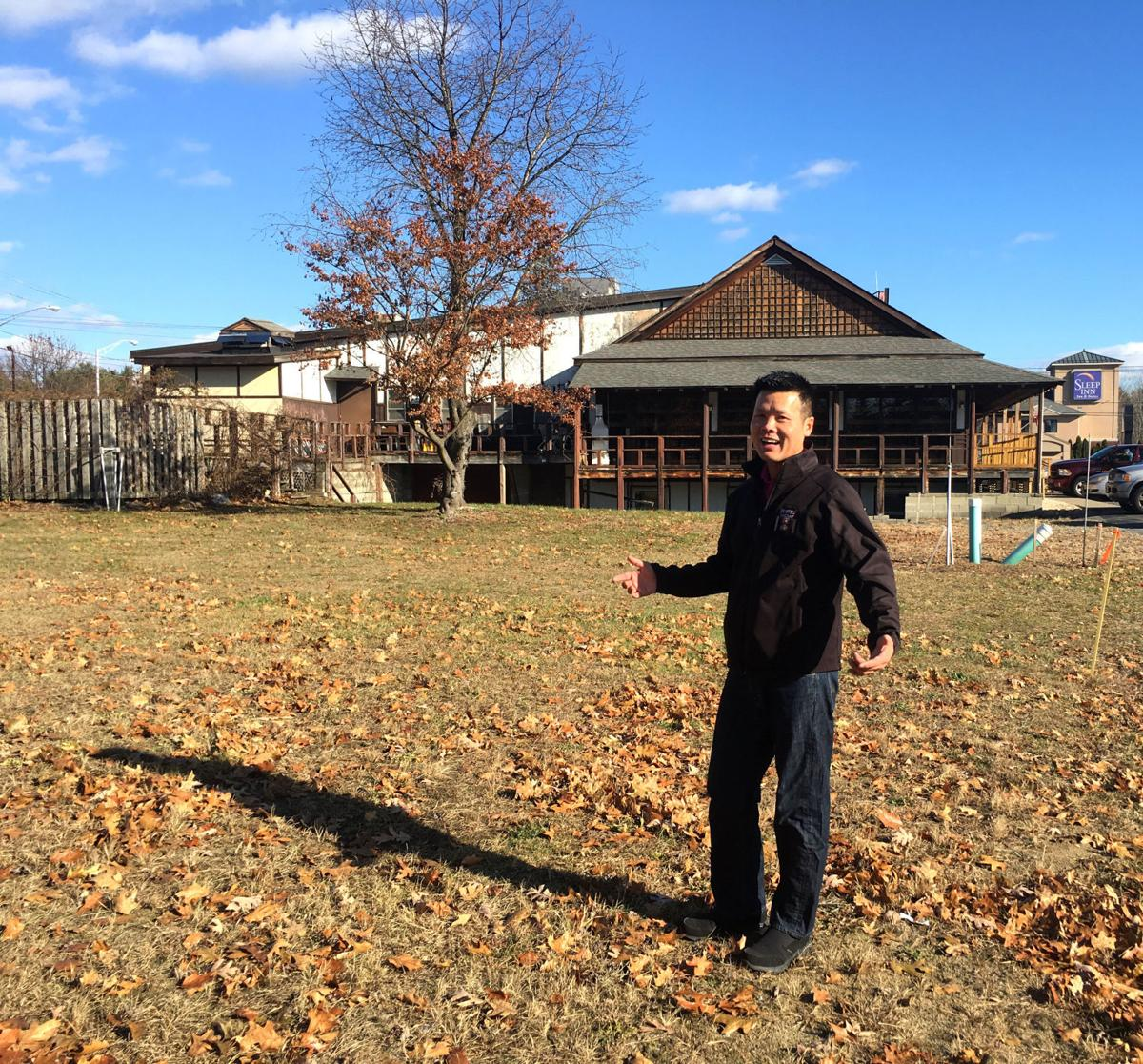 Local businessman, Monty Liu, plans plaza in Walmart's