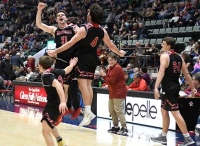 Section II finals: Glens Falls vs. Schalmont