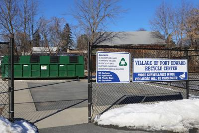 Village of Fort Edward recycling center