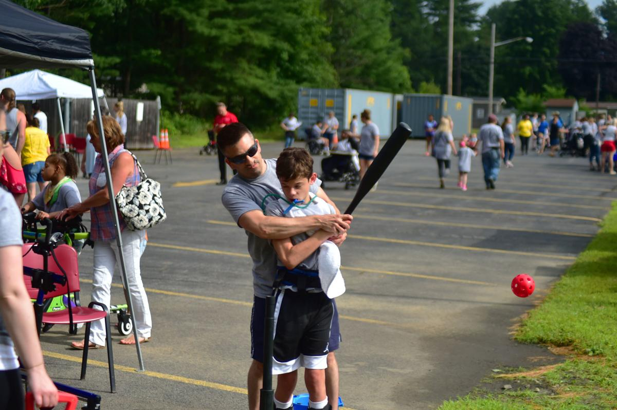 Prospect Center's annual Special Olympics