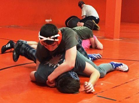 Corinth wrestling