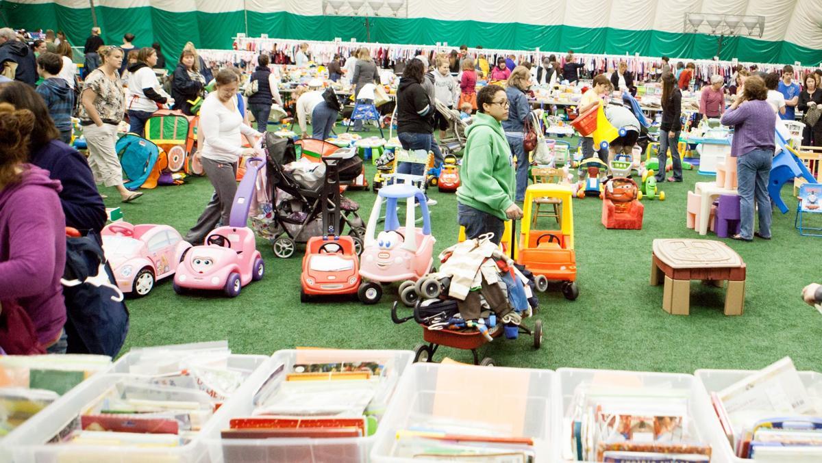 Kids' Exchange Consignment Sale