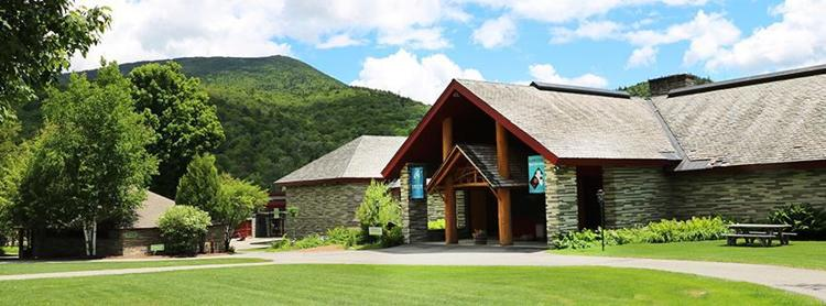 Exterior view of Adirondack Experience