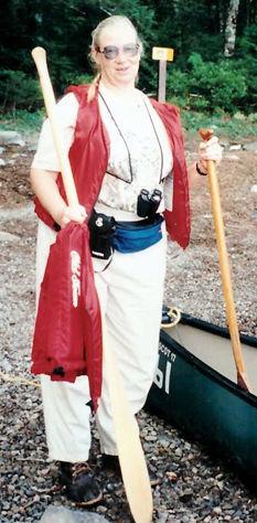 Margaret 'Ellen' Baldwin-Moberg