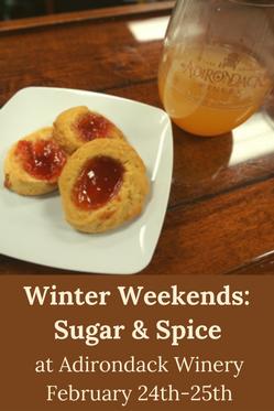 Sugar & Spice Weekend