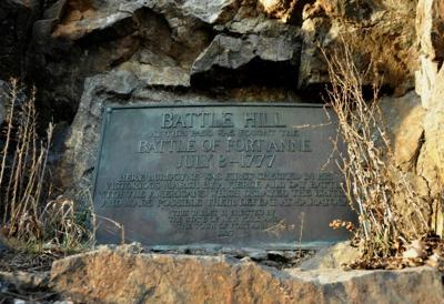 Battle hill