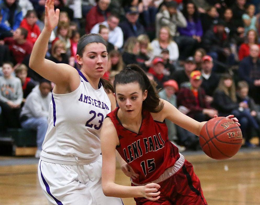 Glens Falls girls basketball