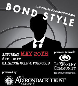 The Wesley Foundation Gala – Bond Style
