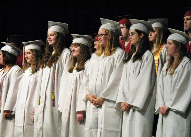 Argyle High School graduation
