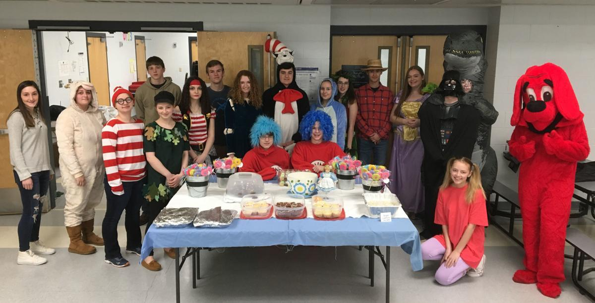 Class of 2021 hosts Storybook Brunch