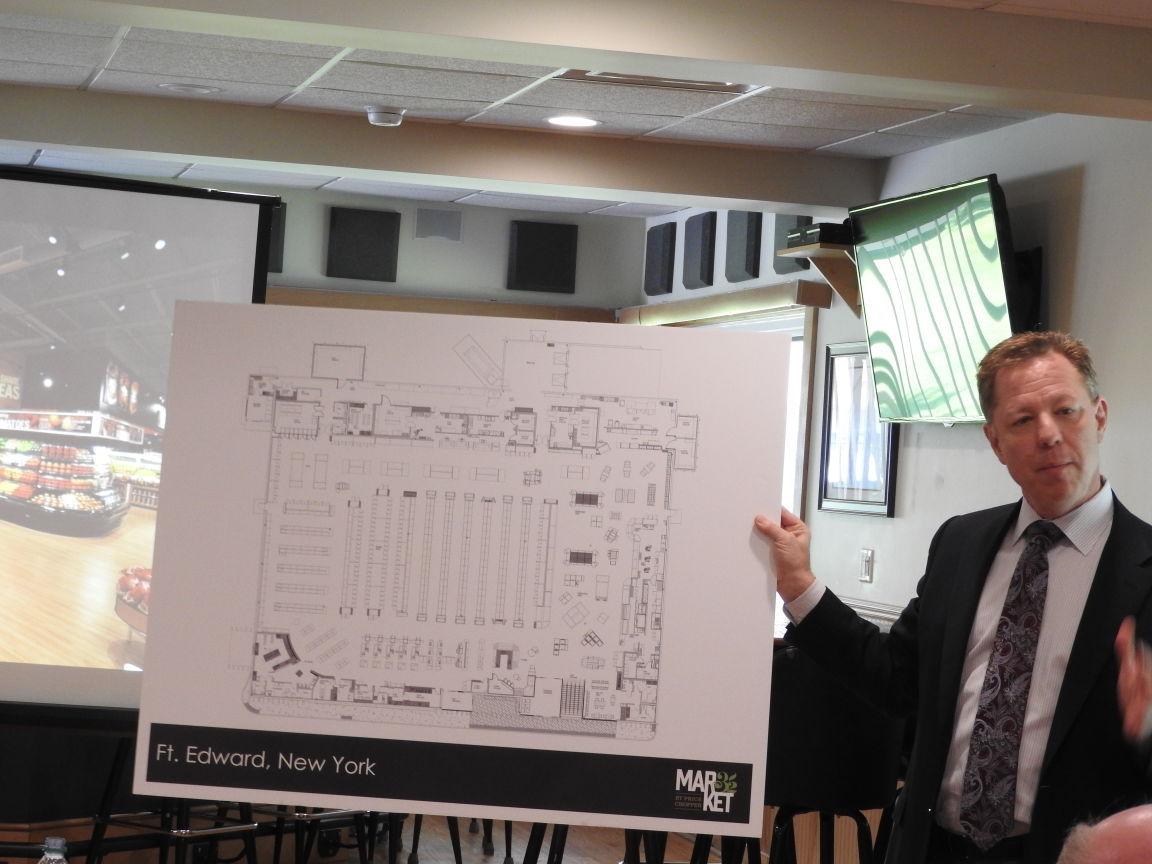 Market 32 construction underway in Fort Edward   Local ...