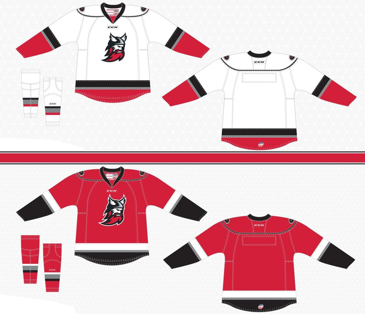 Thunder 1819 jerseys