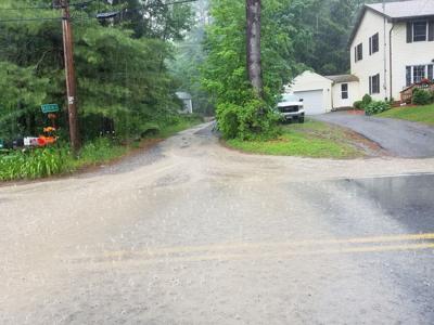 Lake George stormwater runoff
