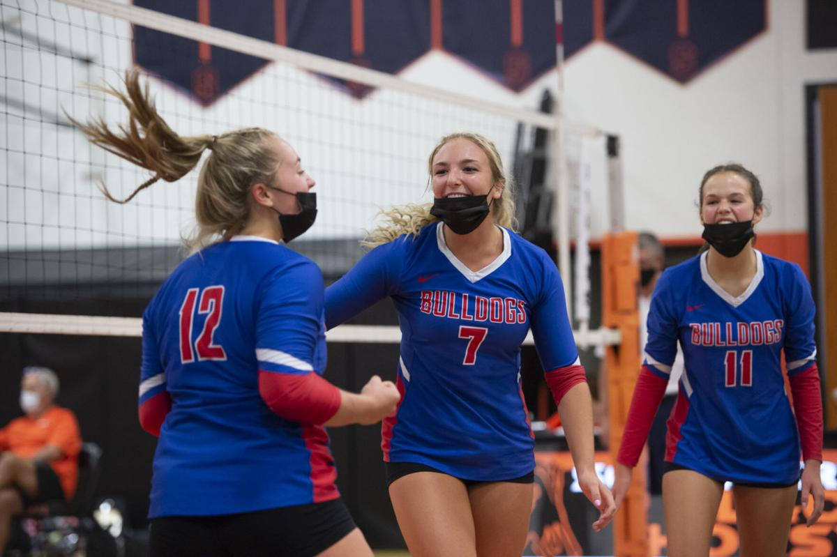 Volleyball: South High at Schuylerville