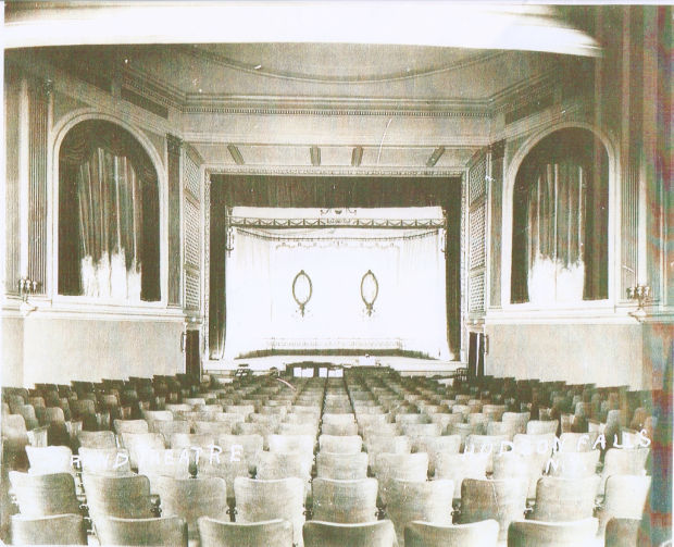 Strand Theater, archival photo