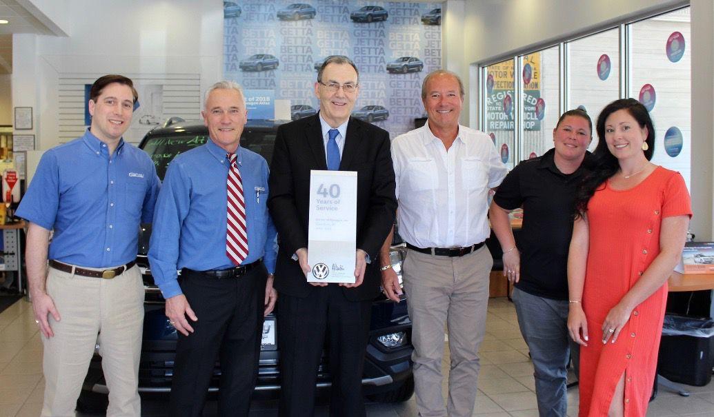Garvey Volkswagen marks 40 years in business | Local Business ...