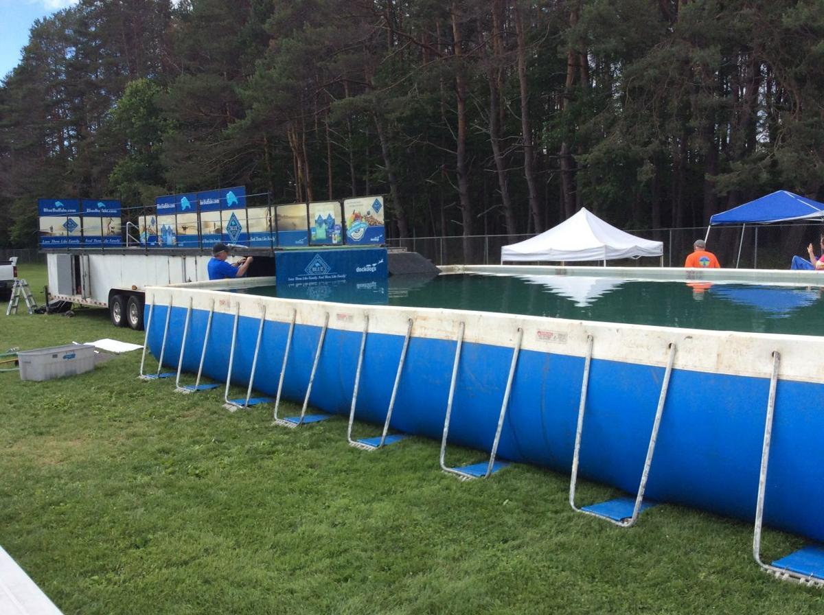 Pool set up