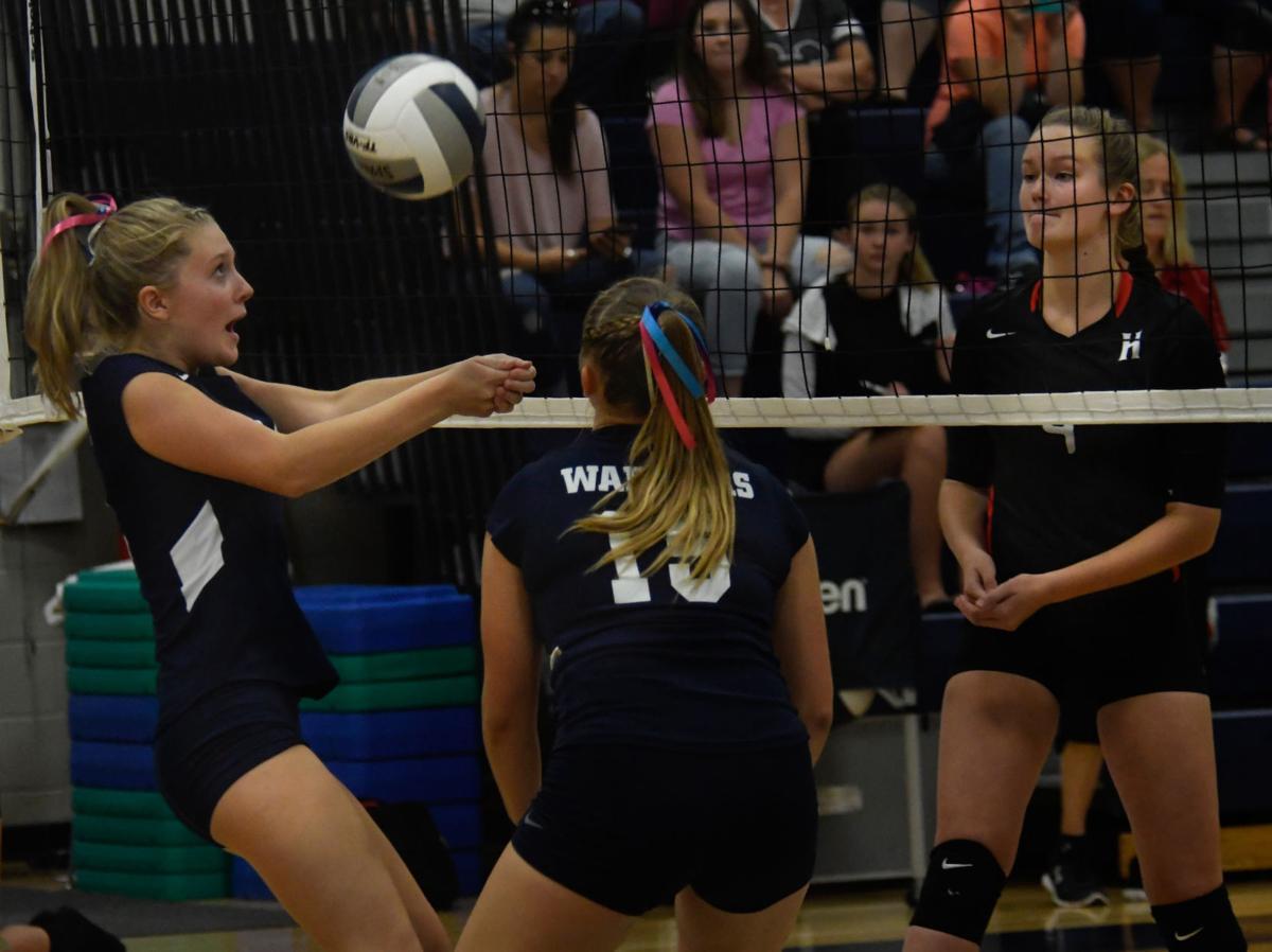 Volleyball: Hartford vs. Lake George
