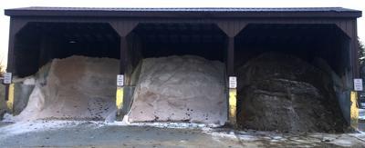 Salt shed