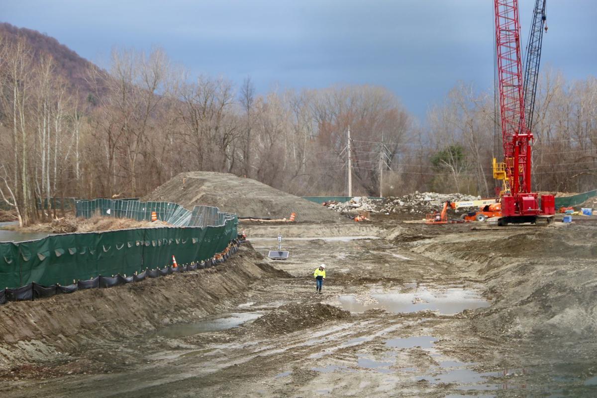 Granville gas plant cleanup