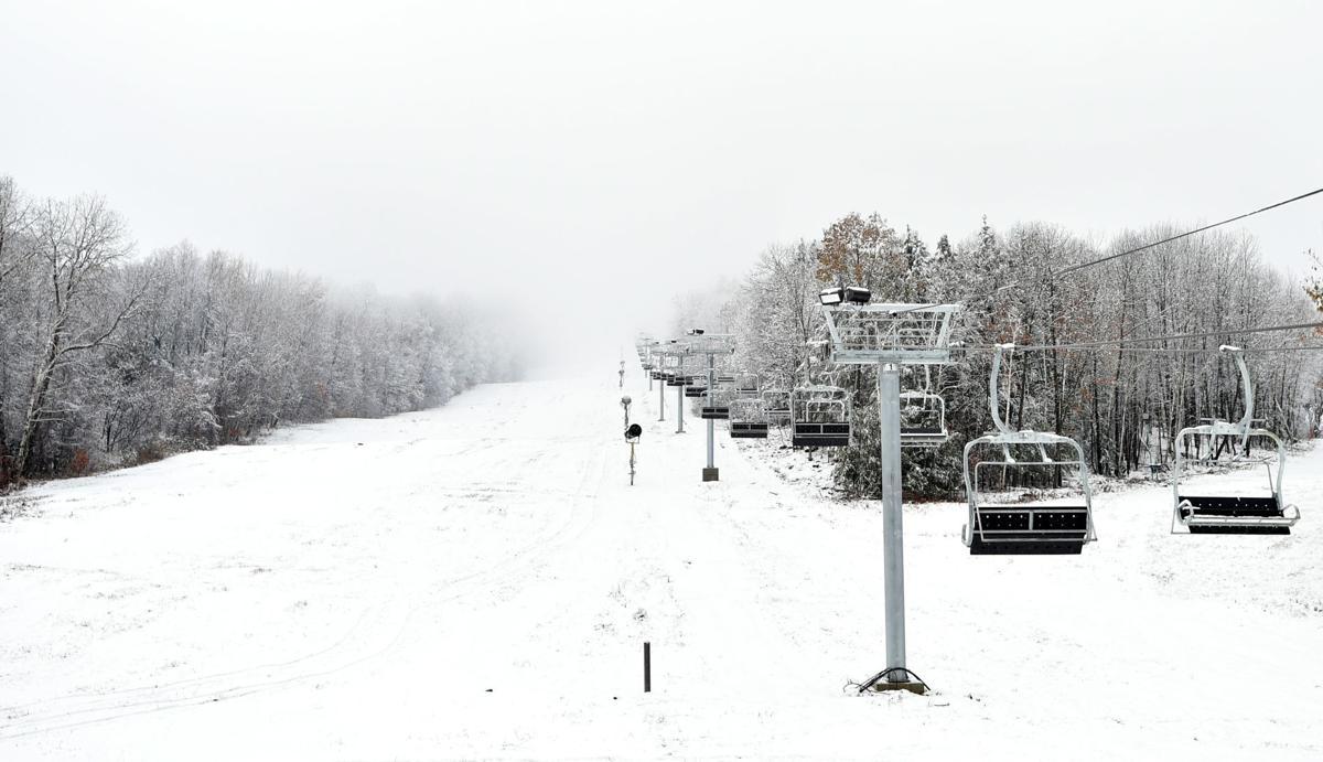 Northwest ski lift