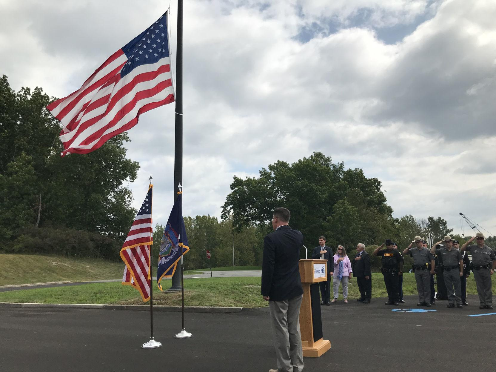Wilton 9/11 ceremony
