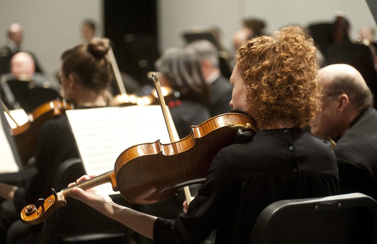 Glens Falls Symphony celebrates dance