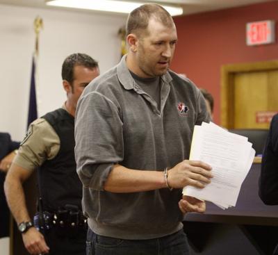 Brownson arraignment