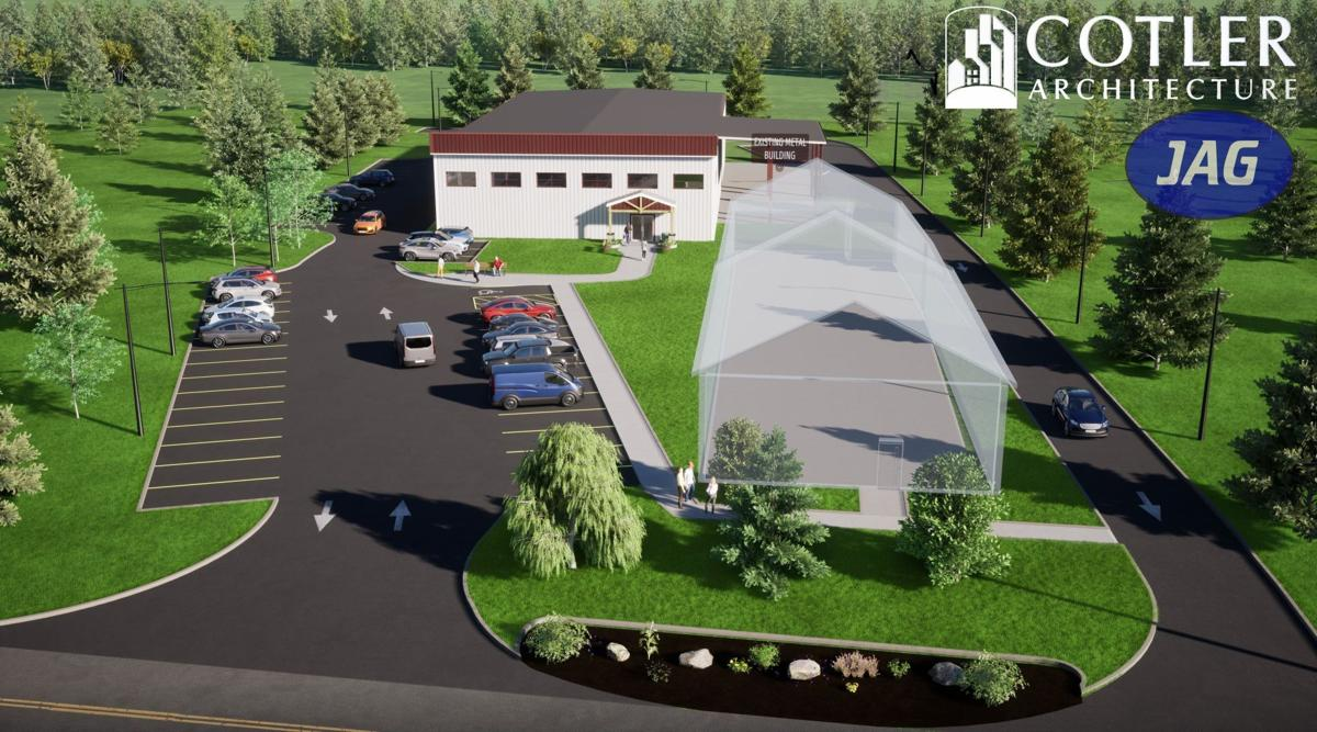 Winery expansion