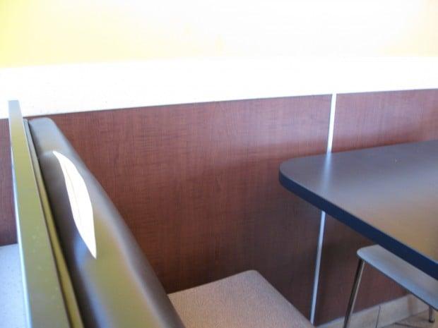 McDonald's vandalism