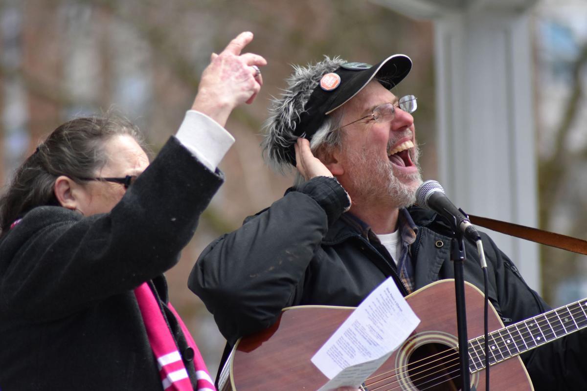 Activist Neal Herr