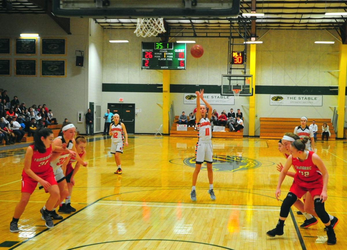 Tamarac vs. Cambridge girls basketball