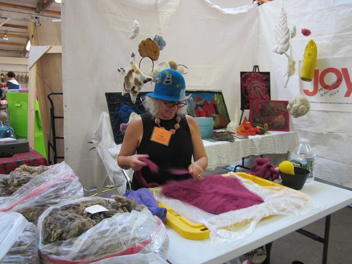 Adirondack Wool & Arts Festival
