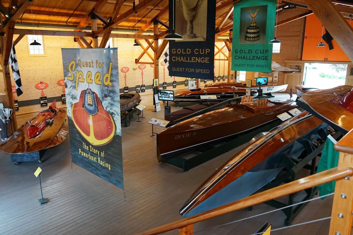 1000 islands boat museum