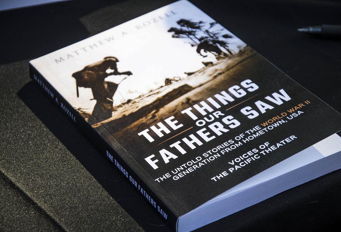 Veterans book